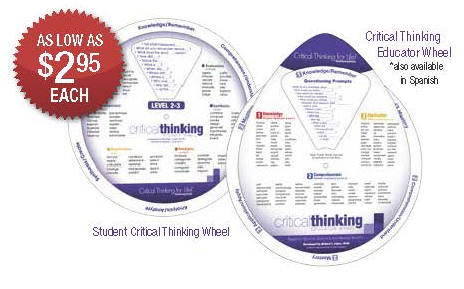 critical thinking skills to solve problems