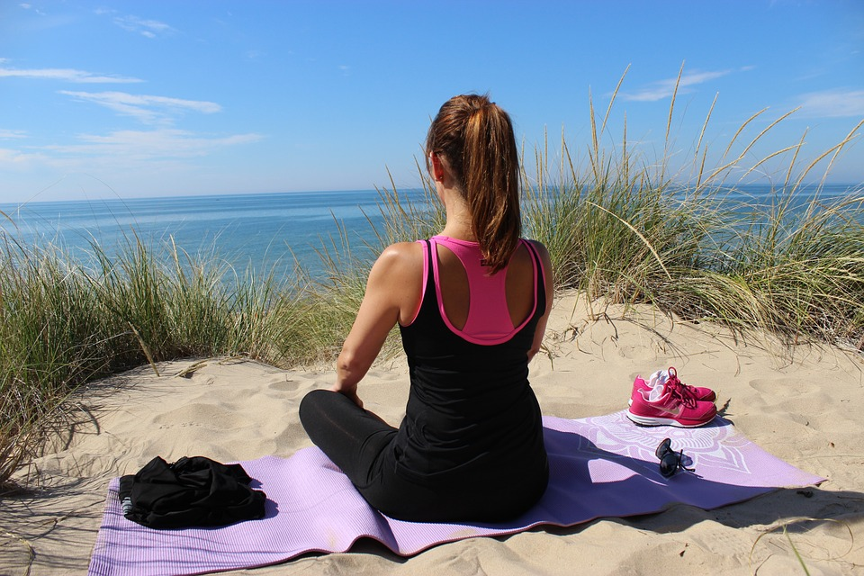 No beach? Don't like yoga? You still have restful options to help combat stress.