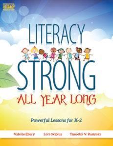 2-21-17 ILA Literacy Strong book